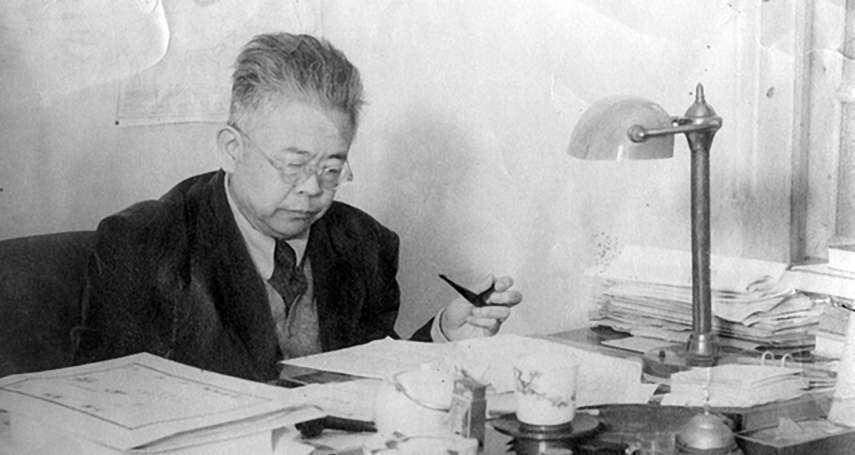 臺灣史上最偉大的胖子─貪吃的臺大校長傅斯年:《民國文人檔案,重建中》選摘(1)