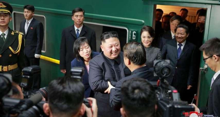 金正恩去越南要坐60個小時火車?北韓尚未證實河內川金會成行,韓媒:相關細節保密到家