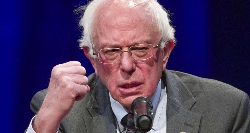 捲土重來!77歲桑德斯再度角逐白宮寶座 這次沒有希拉蕊,他能代表民主黨出征嗎?