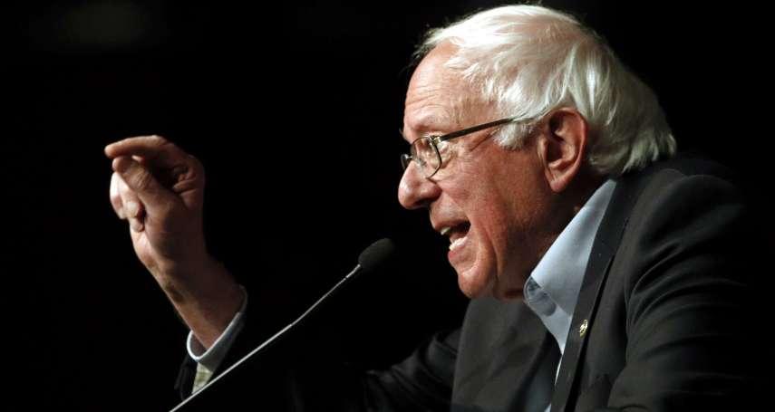 民主黨自由派崛起、競選團隊爆性騷擾... 老將桑德斯再戰白宮大位難關重重