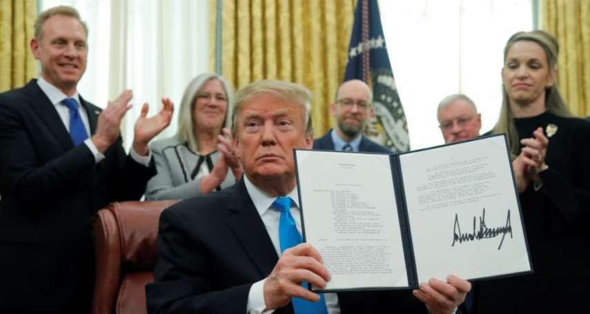 「就像我們主導地球一樣,美國也將主導太空!」四個QA看懂川普下令成立的太空軍