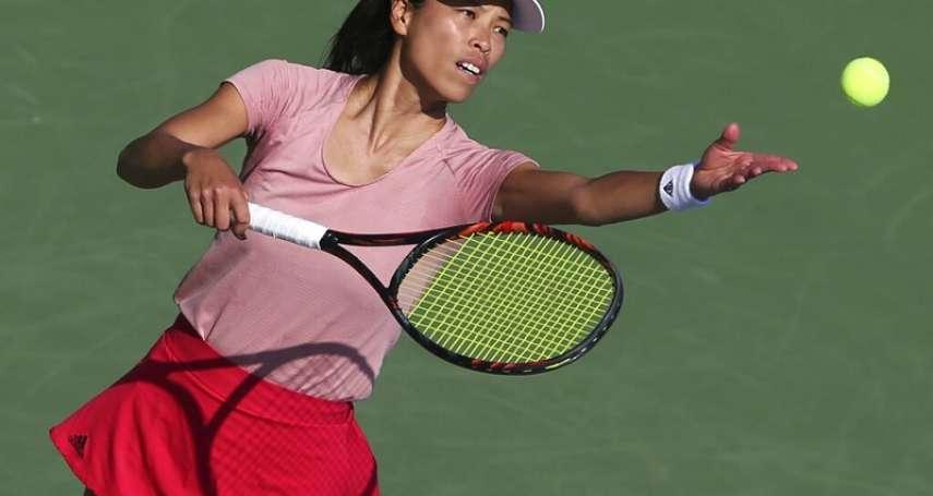 網球》 將全力爭取東奧參賽 謝淑薇:對台灣、對國家賽問心無愧