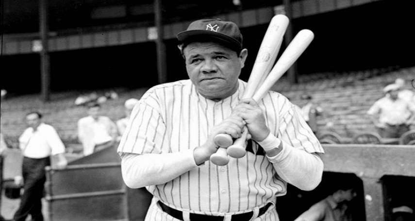 MLB》貝比魯斯1932年簽下合約文件 以919萬於拍賣會上售出