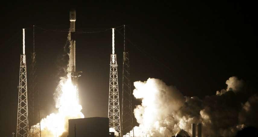 創業上太空!以色列3名男子募款1億元,發射國家首個登月探測器「創世紀號」……然後他們就要失業了