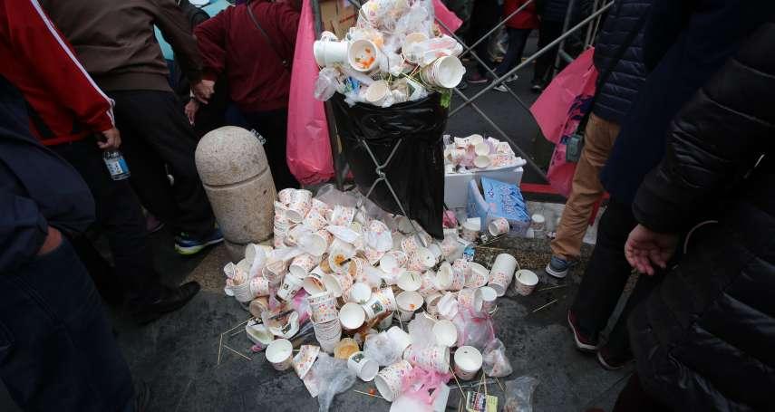 高市開出環境髒亂罰單近4000萬 檢舉達人們抱走546萬