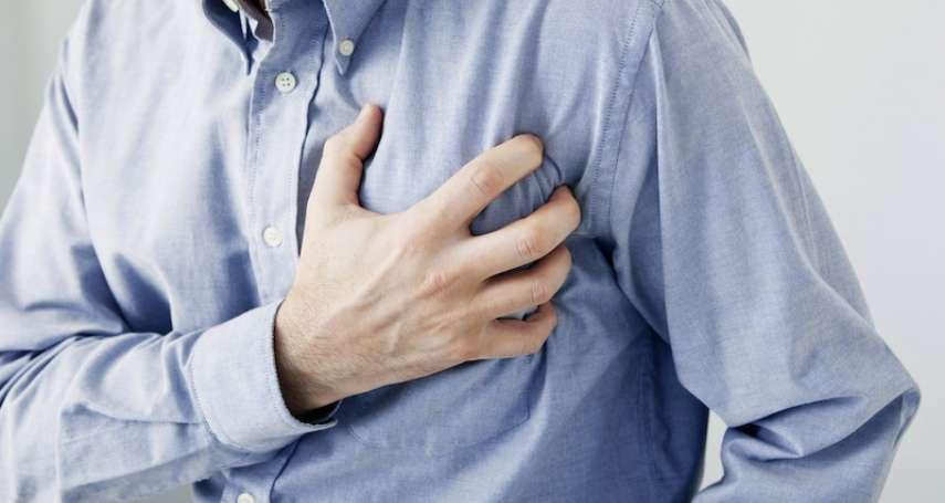 經常頭暈、胸悶、喘不過氣竟是心臟「這裡」出問題?醫生:5成機率最後恐因心衰竭死亡