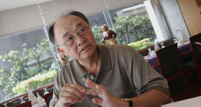新新聞》程建人親述催生《台灣關係法》艱辛,從只有三條草案開始……