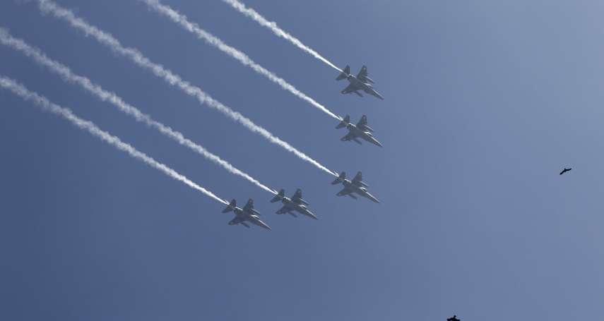 喀什米爾衝突激化》印度越界轟炸「恐怖組織據點」巴基斯坦戰機升空反制