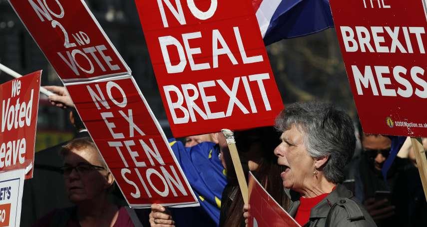 英鎊驟跌、在野黨與硬脫歐派不埋單 梅伊脫歐新協議難過關