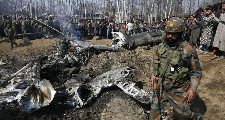 南亞核武強權爆發空戰!巴基斯坦擊落2架印度戰機,俘虜2名印飛行員