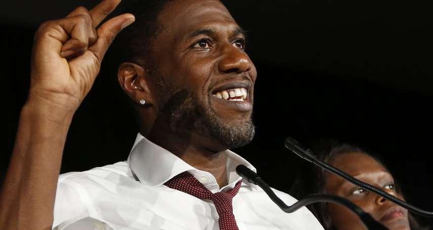 紐約市公益維護官補選》17人爭奪市長大位跳板 民主黨黑人市議員威廉斯勝出