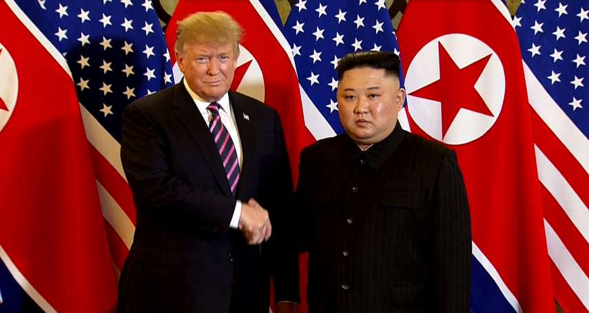 葉耀元專欄:川普踏進北韓,美中關係大倒退