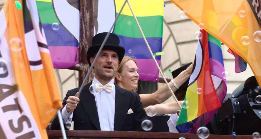 布拉格市長是開幕嘉賓!首屆「臺捷性別平等進程對話」明登場 線上交流女性參政、同婚合法化經驗