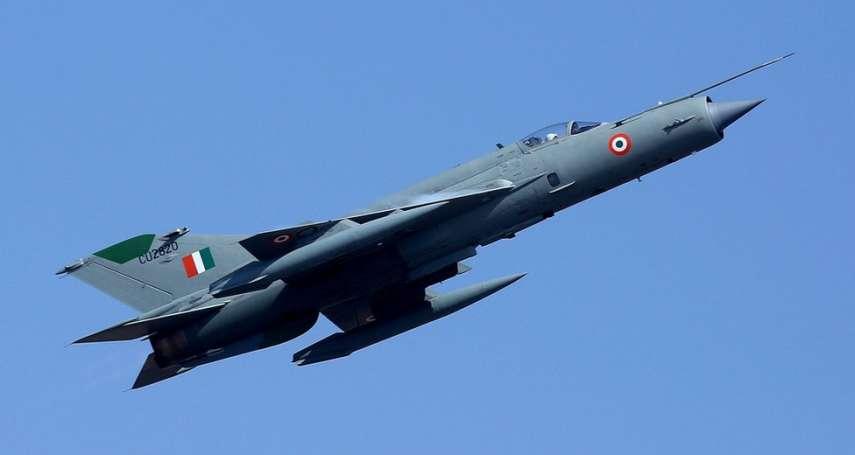 印度的俄羅斯米格21「飛行棺材」PK巴基斯坦的中國利劍「梟龍」