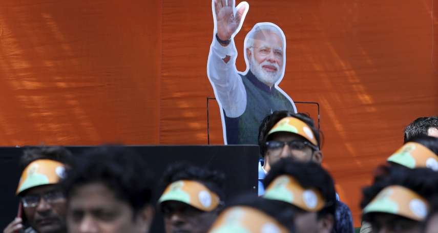 南亞核武強權衝突》戰爭是政治工具?美國權威期刊:印度總理莫迪拚連任,利用緊張局勢展現領導魄力