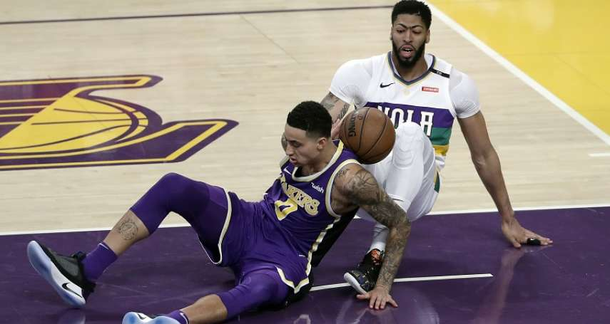 NBA》湖人梭哈要換戴維斯?! 老闆痛批:假新聞