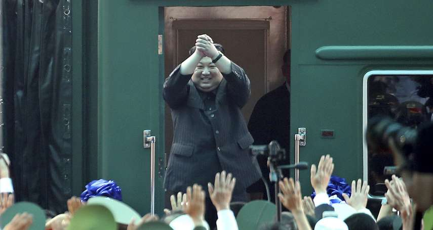 金正恩這回不進京請安了!北韓專列返國不經北京,未見習近平今晚可抵平壤