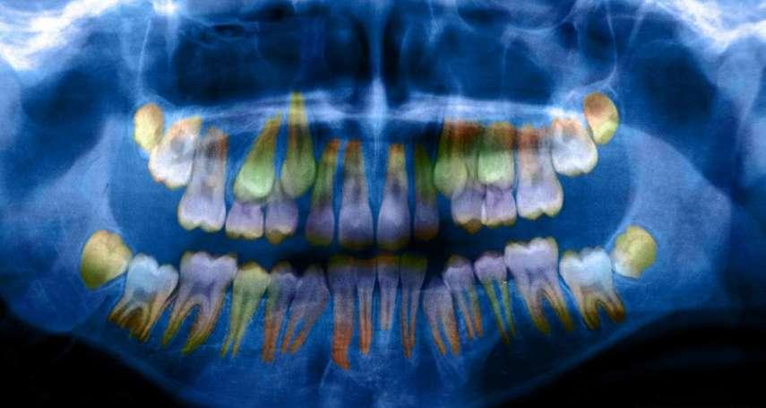 會不會得精神疾病、年幼時承受多少壓力、未來是否老人癡呆....牙齒洩漏了哪些天機?