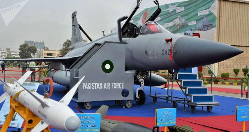巴基斯坦不是省油的燈!美媒盤點巴國武力:這些武器印度也要畏懼三分