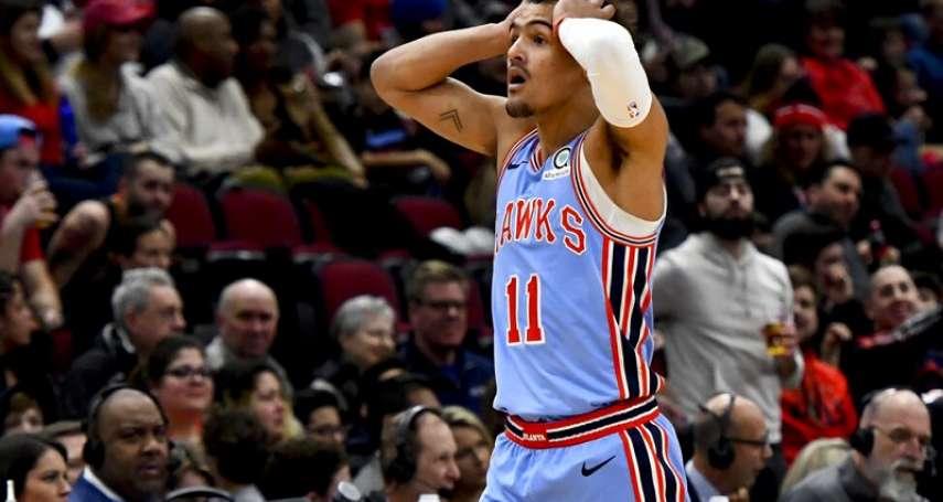 NBA》楊恩明星賽後表現出色 歸功老大哥給意見