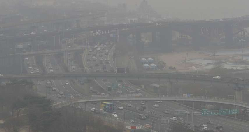 超大空氣清淨機、罐裝空氣、抗霾霧茶…霾害太嚴重,亞洲各國祭出超奇葩招數對抗霧霾