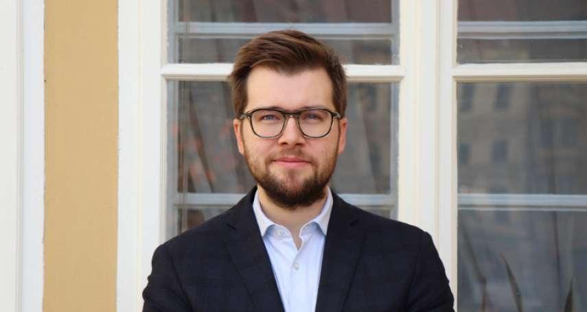 「性傾向不同的人不是次等公民!」捷克新世代國會議員米哈勒力挺同性婚姻合法化