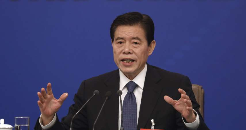 中美貿易戰》中國商務部:力推中美取消相互加徵的額外關稅