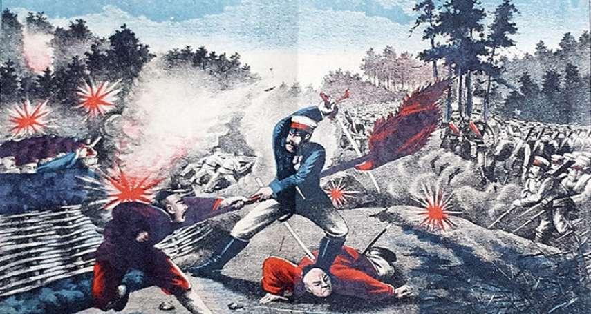「竹篙湊菜刀」對抗步槍大砲,卻讓日本人付出慘痛代價!揭台灣人武裝抗日血淚史…