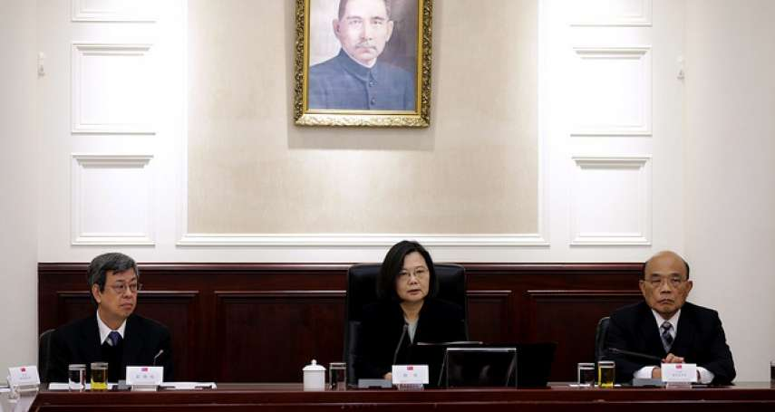 孫慶餘專欄:「敵人已在國內」光說不練?