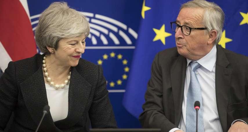 脫歐關鍵表決前夕,梅伊與歐盟達成新版協議!可惜英國朝野還是不買帳