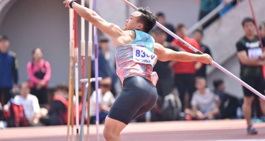 田徑》鄭兆村出征鑽石聯賽 盼能一舉達奧運參賽標準