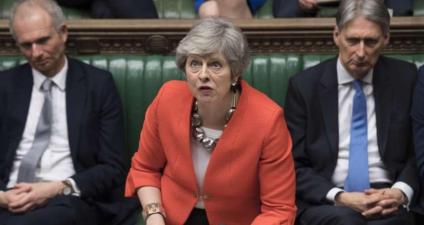 觀點投書:英國無協議脫離歐盟或許是不可避免的未來