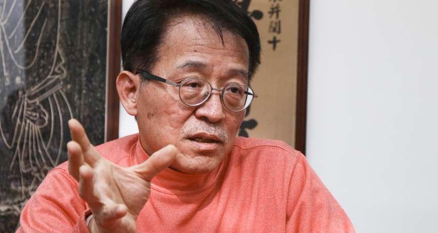 「若20年前與中國和談 台灣籌碼比港澳好很多」 李登輝前國師嘆錯失良機