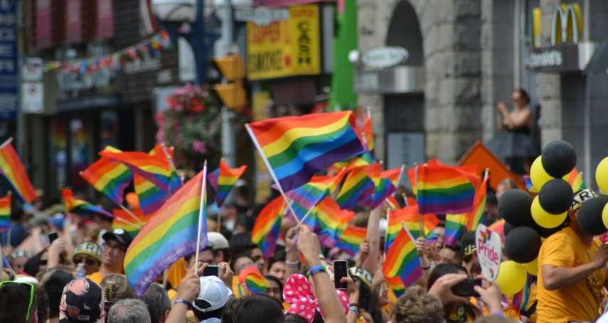 婚姻可由兩個異性或同性者締結 全球第一個同婚合法化國家:荷蘭