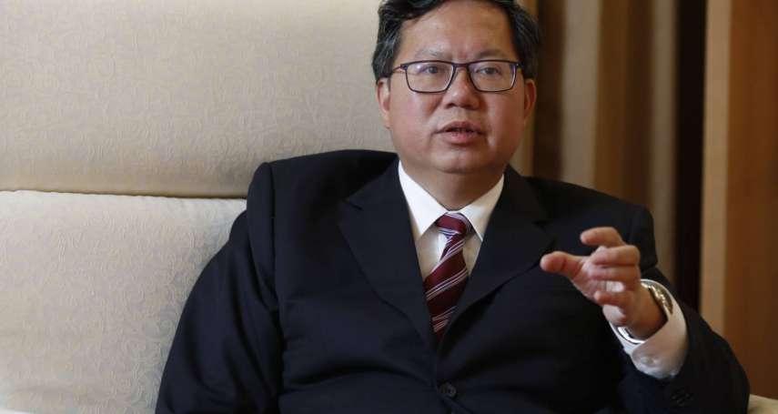 鄭文燦專訪》九二共識成通關密碼?鄭文燦:北京「藍綠有別」交流策略是錯的