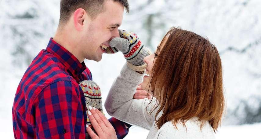 為何情侶講話那麼愛用噁心疊字?科學家研究揭密:用詞越蠢、越幼稚,感情反而更穩定!