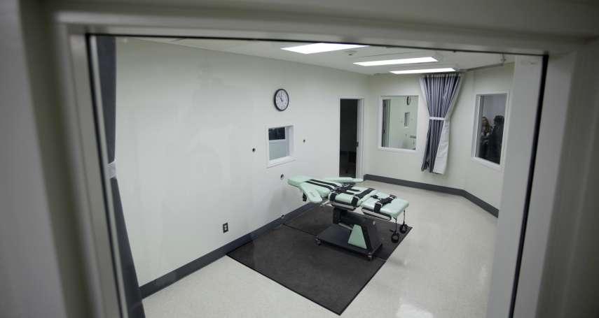 加州成為美國廢死爭議焦點:全美四分之一的死刑犯在此,州長宣布暫緩所有死刑執行