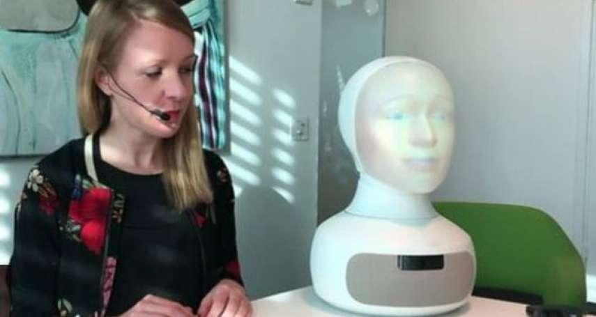 如果你的面試官是個機器人...瑞典人力公司:這樣做可以消除偏見