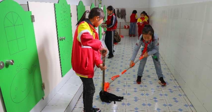 中國推進「廁所革命」造福鄉村