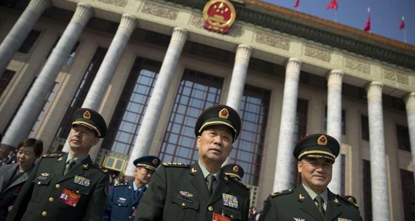 維持核武優勢、防止竊取技術 美國國防預算砸21兆元反制中國軍事崛起
