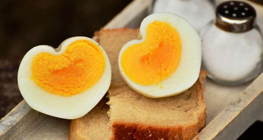 每周吃3顆蛋就會「傷心」?美國最新研究:多吃雞蛋將升高心血管疾病風險 但專家也提醒……