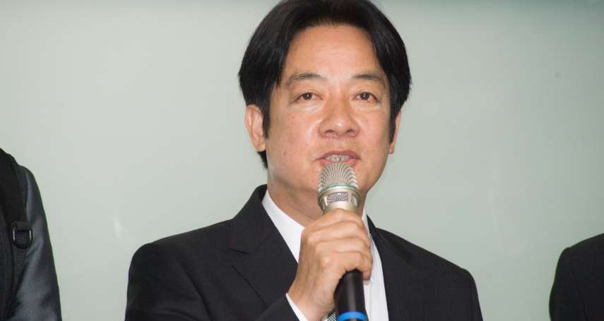 韓國瑜會中聯辦風波 賴清德:應只賣農產品,不賣身