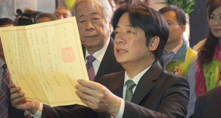 台灣民意基金會民調》2020藍綠對決或「三咖督」,民進黨要贏韓國瑜、柯文哲只能靠他