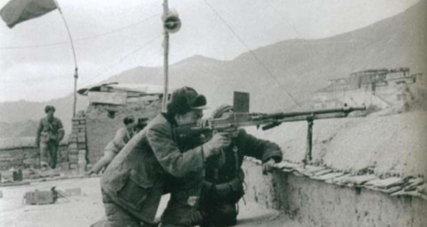 達賴喇嘛是怎麼離開拉薩的?60年前的西藏淪陷日,夏宮羅布林卡屍橫遍野