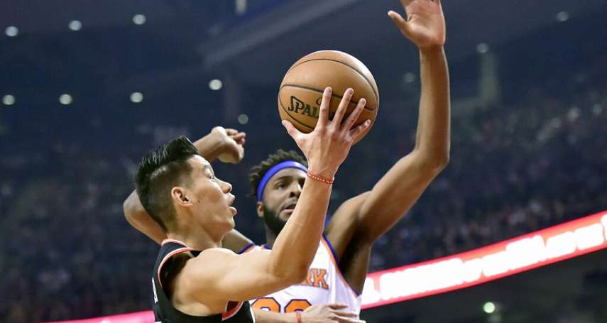 NBA》林書豪飆20分全隊最高 暴龍痛宰尼克