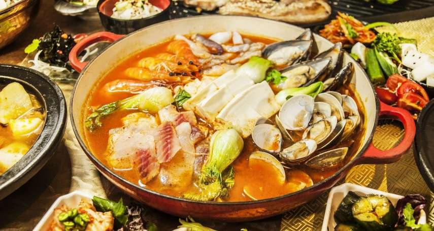 創意韓風料理顛覆味蕾 飯店推春季限定新菜