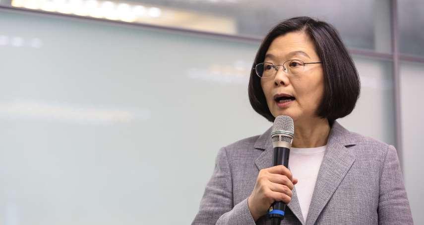 台灣缺席WHA是蔡英文的錯?民進黨:費鴻泰又演「爸爸不敢挺娜娜」