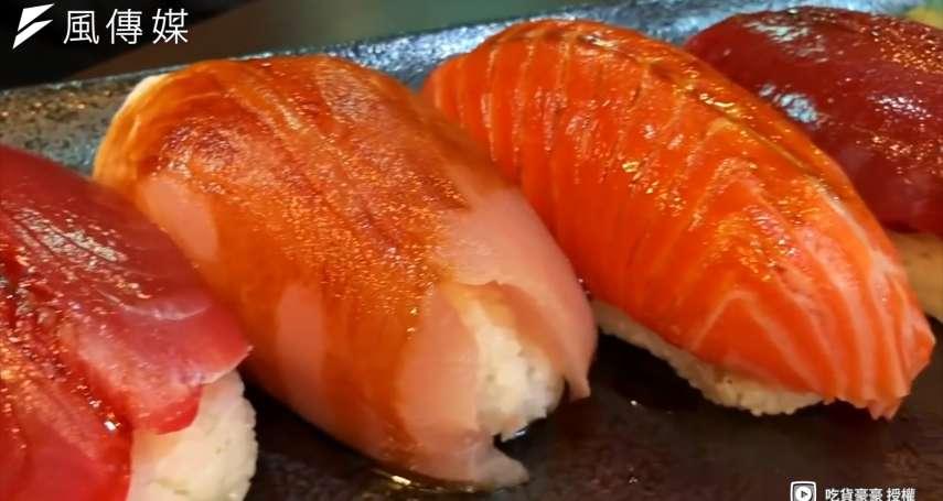 巨無霸握壽司8分鐘完食挑戰?除了食量大還要吃得夠快,不只大胃王更要成為最速快食王!【影音】
