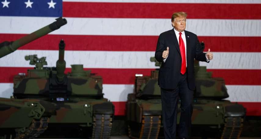 「台灣又磕頭交保護費!」美國批准售台「地表最強戰車」,中國官媒又酸又罵:不要逼我們放棄和平統一