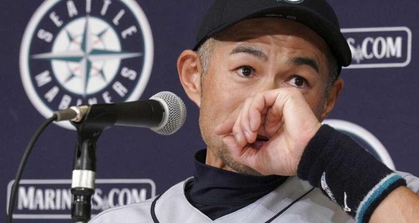 MLB》老婆親手捏了2800個飯糰 鈴木一朗表感謝